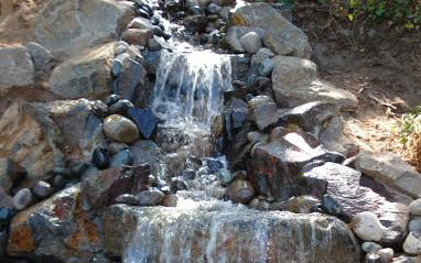 water-features