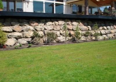 retaining walls Clark County, WA
