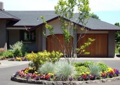 Flower beds Clark County, WA