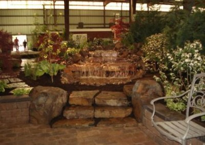water features Vancouver Washington